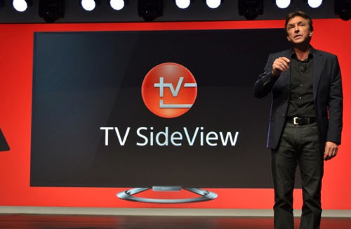 Sony launches TV SideView companion/remote/listings app | EURODROID