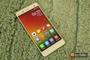 The eagle has landed. Here's an early peek at the Xiaomi Mi 4!