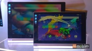 A closer look at the yogic capabilities of Lenovo's latest tablets