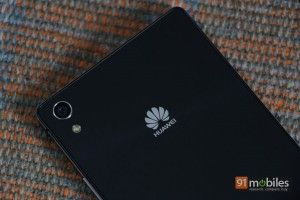Clicking with the Huawei Ascend P7's shooters