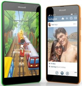Microsoft begins a new chapter with the launch of the Lumia 535, priced at Rs 9,199