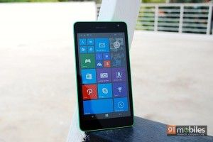 A short and sweet review of the Microsoft Lumia 535