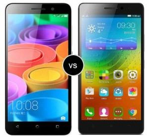 Honor 4X vs Lenovo A7000: the battle between budget-performance phablets