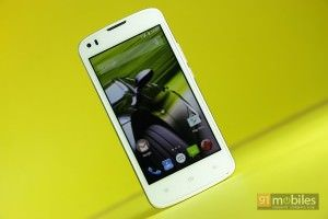 Go into overdrive with the new Intex Aqua Speed