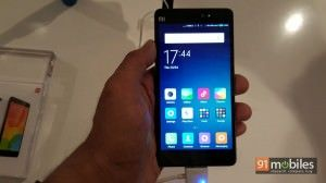 A closer look at Xiaomi's made-for-India flagship offering, the Mi 4i