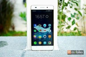 The verdict's out on the budget Honor 4C