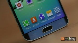 A bite-sized review of the curvy Samsung Galaxy S6 edge