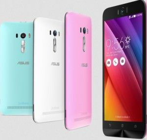[Computex 2015]: ASUS unveils the ZenFone Selfie with a 13MP front-facing camera