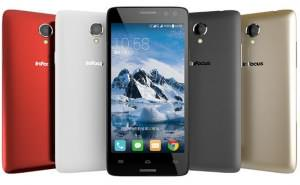 InFocus M370, M550-3D, M808 and M812 smartphones launched in India, prices start at Rs 5,999