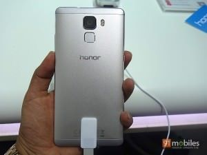 The loaded Honor 7 lands in India for Rs 22,999, available to buy starting October 15th