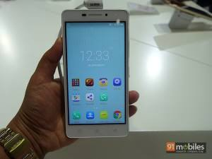 Hands on with the 4,000mAh battery-toting Lenovo Vibe P1m