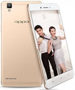 The OPPO F1 sports a 5-inch HD display, Snapdragon 616 SoC and 8MP selfie camera, yours for Rs 15,990