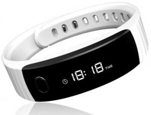 Intex FitRist activity tracker with OLED display launched for Rs 999