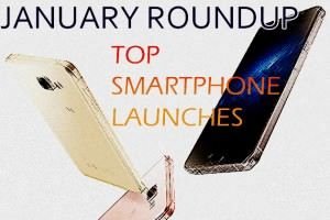 Best smartphones launched in January