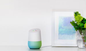 [Google I/O 2016]: Google Home is a smart speaker that takes on the Amazon Echo
