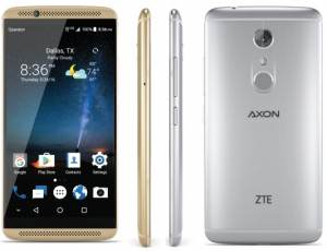ZTE unveils the loaded Axon 7, sporting a 5.5-inch 2K display, Snapdragon 820 and 6GB RAM