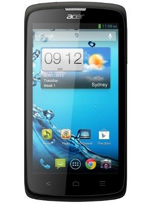 Acer Mobile Liquid C1 Specifications