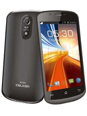 Celkon A225 Specifications