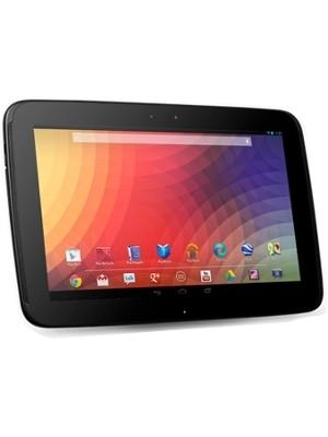 Google Mobile Nexus 10 32GB WiFi Features