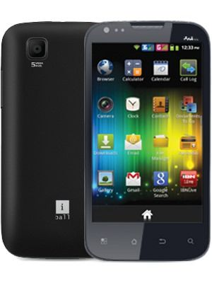 IBall Andi 4.3J Price in India