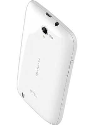Intex Cloud Y4 Features
