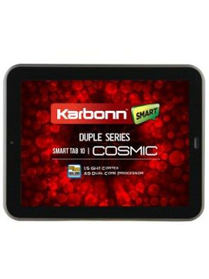 Karbonn Smart Tab 10 Cosmic Price
