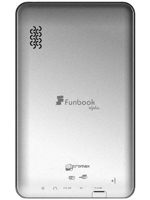 Micromax Funbook Alpha Features