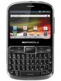 Motorola Defy Pro Specifications
