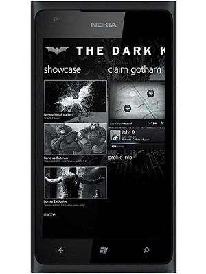 Nokia Lumia 800 - The Dark Knight Rises Limited Edition Specifications