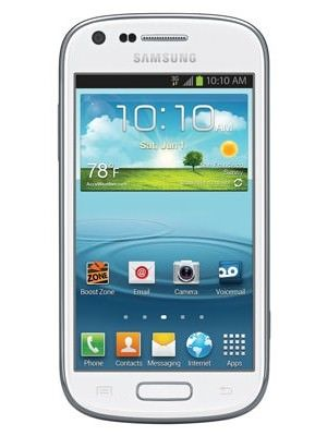 Samsung Galaxy Prevail 2 Specifications