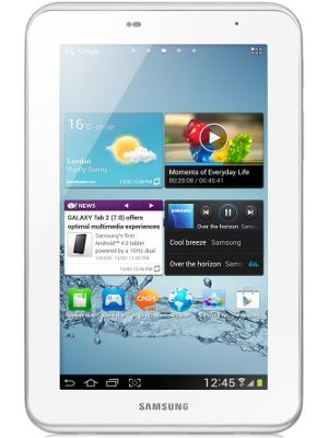 Samsung Galaxy Tab 2 7.0 P3110 16GB and WiFi Price
