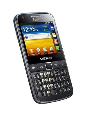 Samsung Galaxy Y Pro Duos Specifications