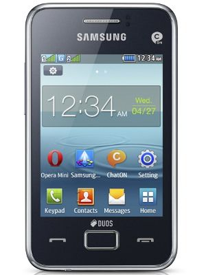 Samsung Rex 80 S5222R Specifications