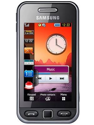 Samsung S5233V Nxt Star Specifications