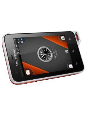 Sony Ericsson Xperia Active Features