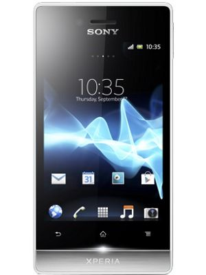 Sony Xperia miro Specifications