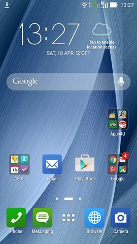 ASUS ZenFone 2 screenshot (3)