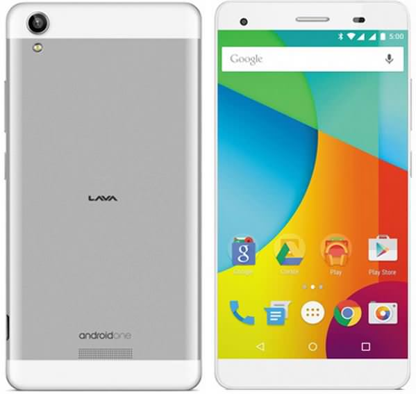 lava Pixel V1 Android One