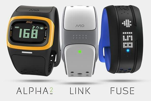 Mio GLobal wearables