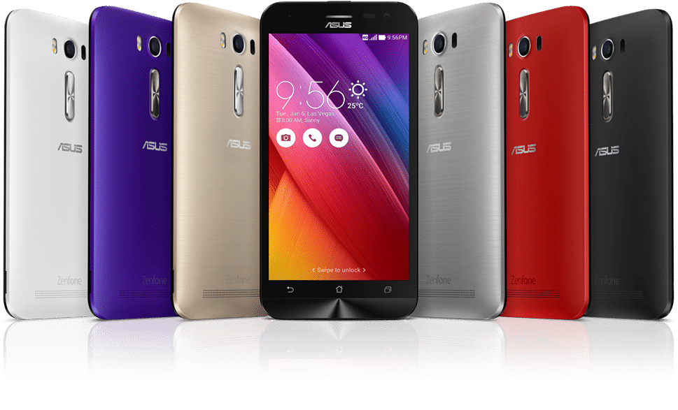 Zenfone2Laser-Introduction para