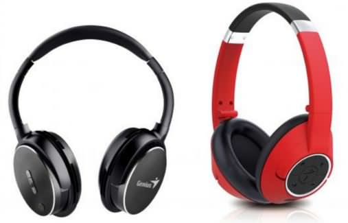 Genius headphones HS series