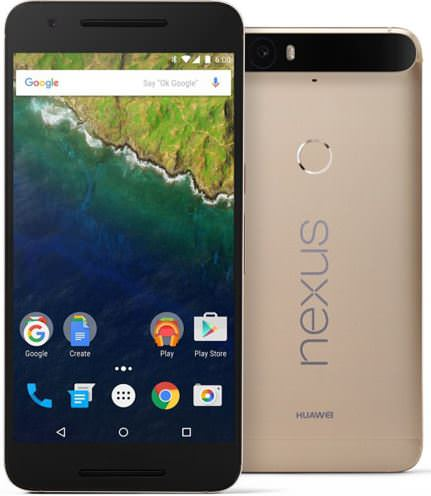 Huawei Nexus 6P Special Edition