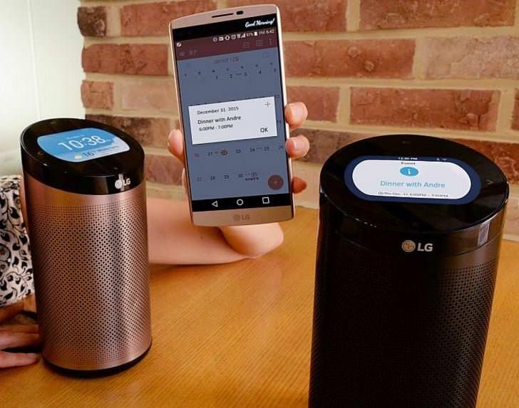 LG SmartThinQ Hub