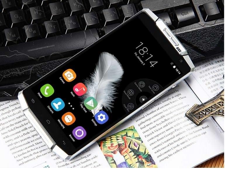 Oukitel K10000 smartphone