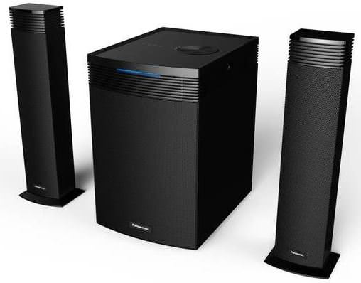 Panasonic speaker system india