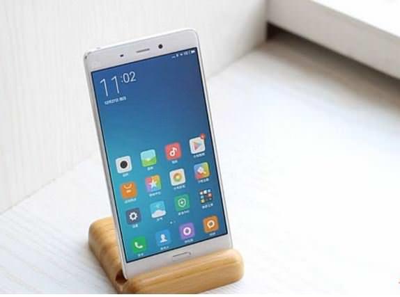 XiaomI Mi 5 wooden dock