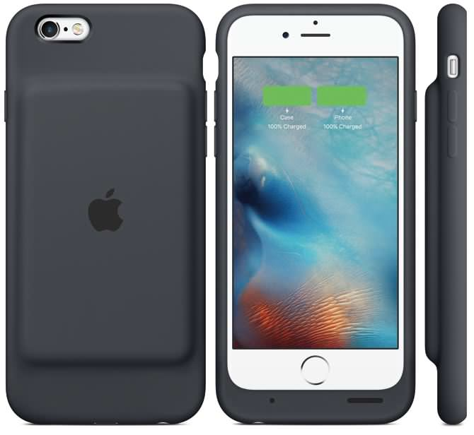 pple iPhone 6S battery case